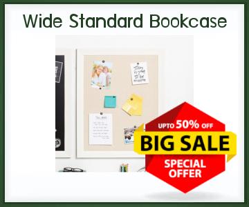 Storageauctionscalifornia Wide Standard Bookcase